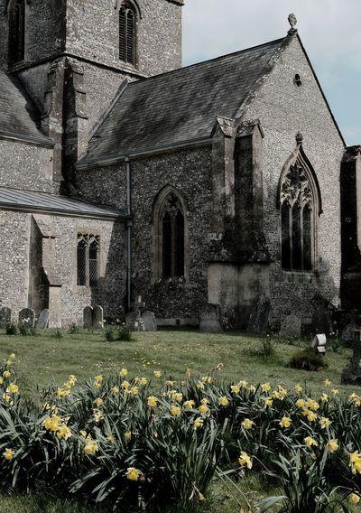Church Cemetary