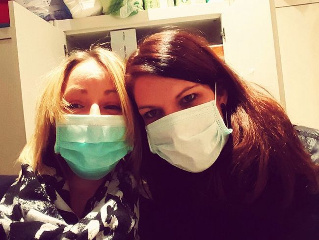 Crazy Moments Friendship Fun At Work Women Working Hello World Having Fun Happy People Nurses Picturing Individuality