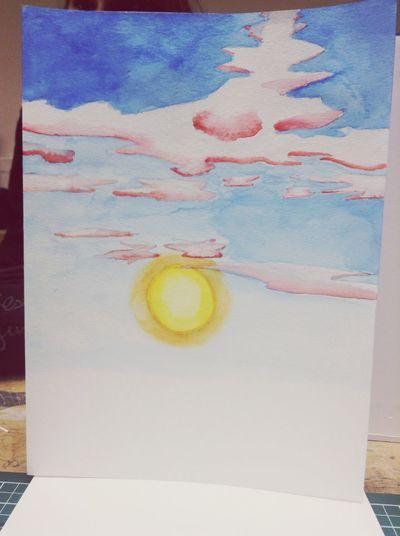 Drawing Aquarelle