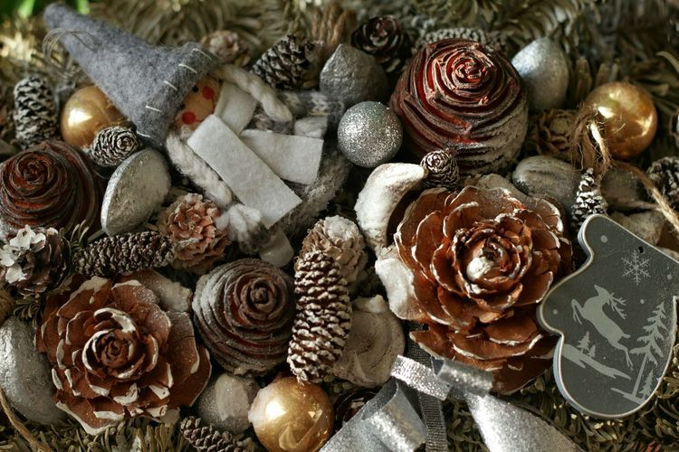 Close-up Christmas Decoration Christmastime Decoration Decorations For Xmas Decorationporn Decorationideas Christmas Is Coming Advent