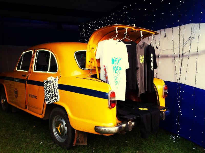 Ingenious, this! NH7MakesMeHappy WeekenderStateOfMind Slice Of My City Innovating