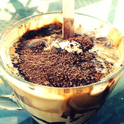 Caffee Chocolate Kakaw Pictureoftheday Check This Out Relaxing Enjoy Htcone
