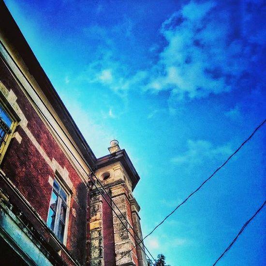 -de Zikel, voorafgaand aan de avond in de oude stad van Samarang Oldtown Oudestad Mobilephotography Photographcatcher Ksagamaksara