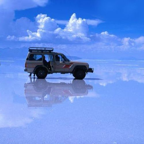 Visiten Bolivia Salardeuyuni Enchufedepaseo