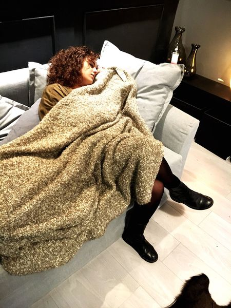 IKEA Me :)  Sleeping Goodnight ❤️💤