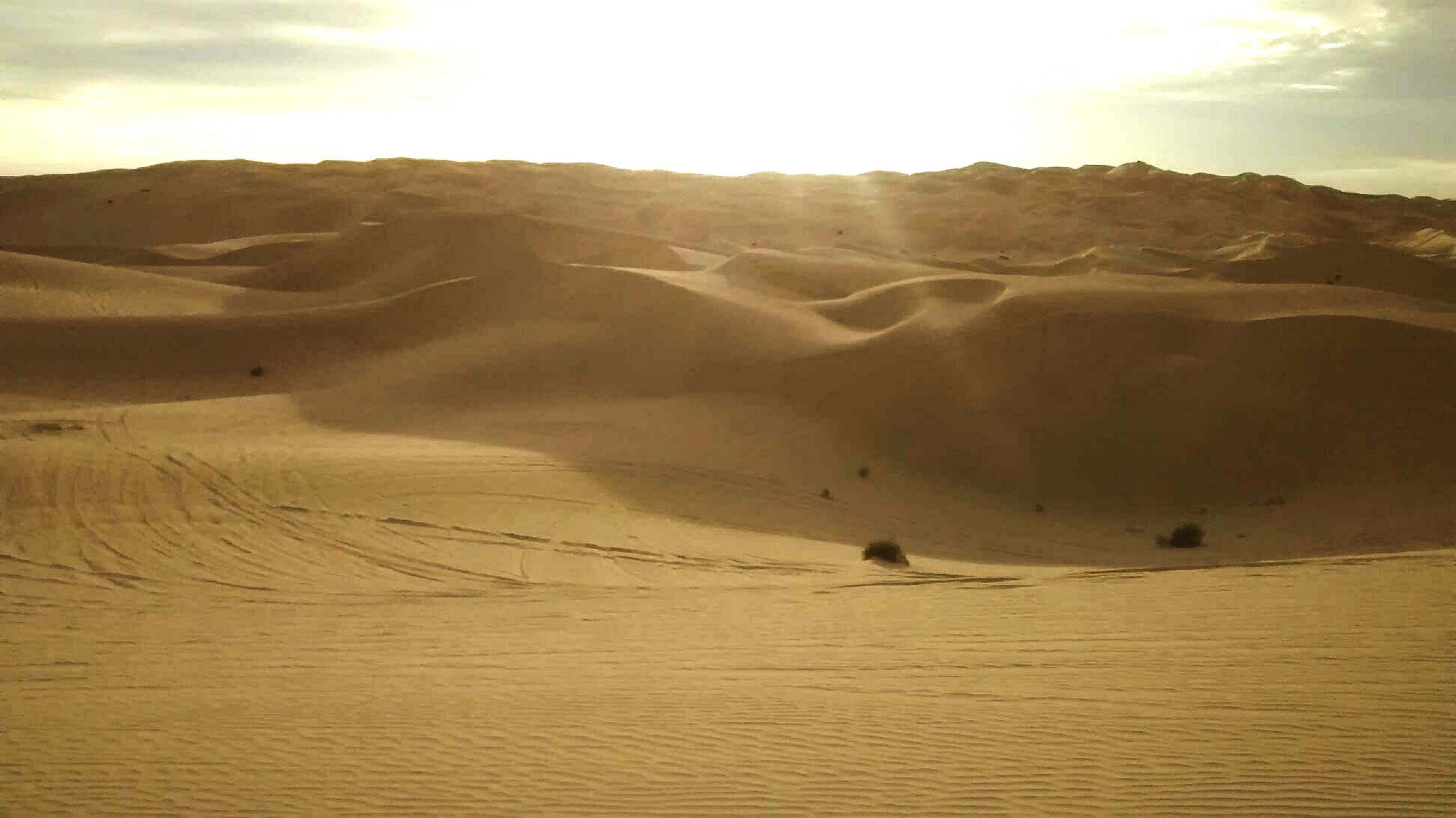 arid climate, desert, tranquil scene, landscape, tranquility, sand dune, sand, scenics, beauty in nature, nature, sky, physical geography, extreme terrain, mountain, sunlight, non-urban scene, barren, geology, remote, rock formation