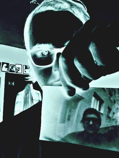 Negative Art Double Pinhole Camera Analogue Photography