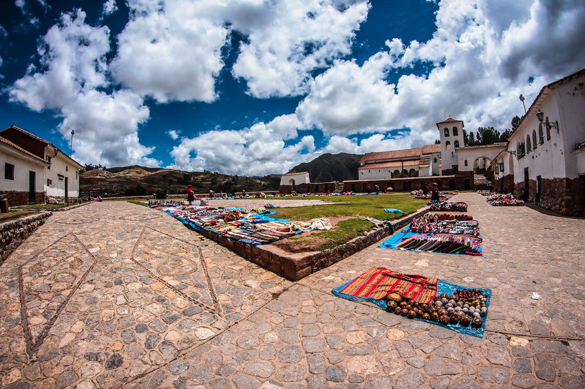 Cloud - Sky Multi Colored Sky Architecture Outdoors Building Exterior Day No People Sacred Valley Of The Incas The Week On EyeEm Peru Landscape Cusco Discoversouthamerica Tourism History Travel Destinations Wanderlust Adventure