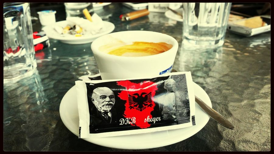 Authochthonous Cafe Time Proud Albanian
