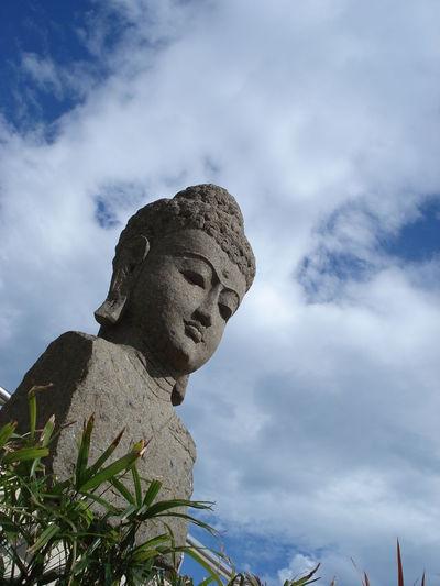 Art Ciel Sculpture Sky Spirituality Spiritualité Statue