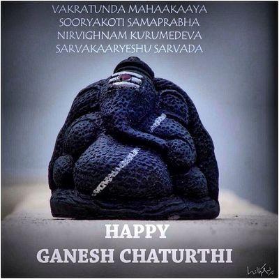 Happy Ganesh Chaturthi India hindu festival celebrations ihithro instagram