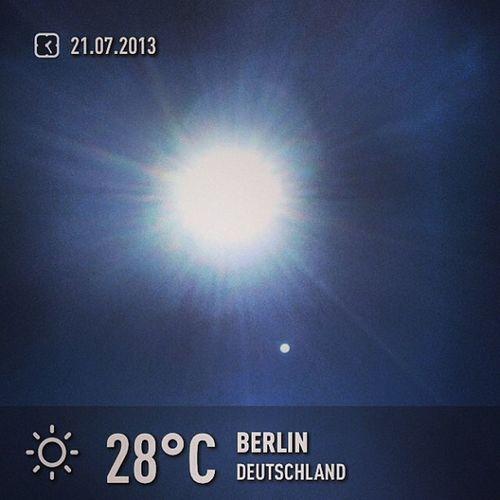 #weather #instaweather #instaweatherpro #sky #outdoors #nature #world #berlin #deutschland #day #summer #clear #de Instaweather Instaweatherpro Berlin Summer Nature Weather Sky Day Outdoors World Clear Deutschland De