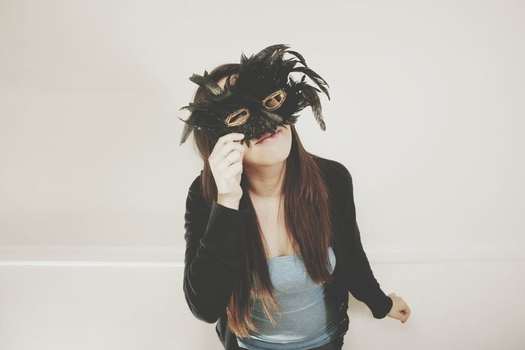 masquerade paper faces on parade Taking Photos Color Portrait Glamour Kills
