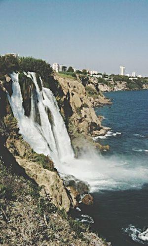 Relaxing Taking Photos Enjoying Life Hello World Traveling Summertime Waterfall Landscape Hanging Out Seaside