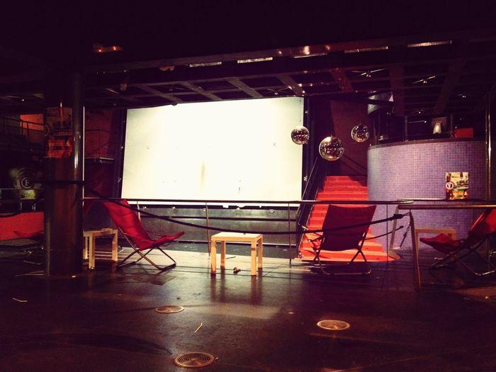 Despues de una sesion con DJ Quintino en Newfata