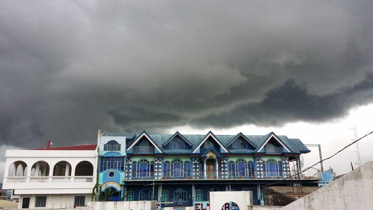 Sign Sky Storm