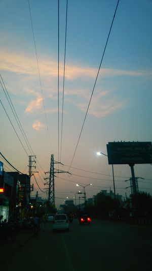Ludhiana Contrast LGG4 Mobile Photography G4photography Sunset