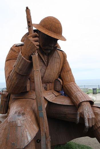 Seaham Soldier