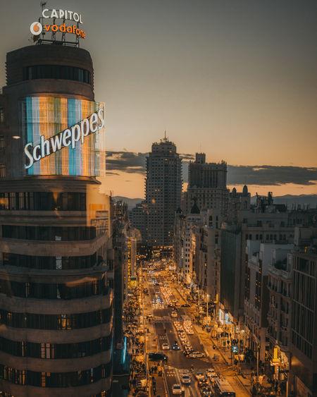Madrid at its