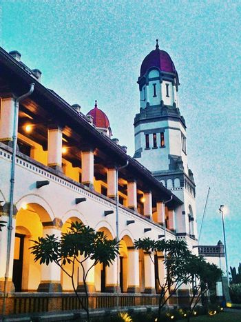 Lawang sewu? Old Buildings Mystic Indonesian Street (Mobile) Photographie Indonesian Vscocam Zenfone5