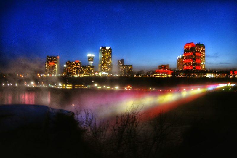 Evening Sky Landmark Night Lights Nightsky Night Nightphotography NiagaraAtNight Niagara Skyline Niagarafalls Niagara Falls