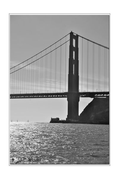 Sailing Aboard The Alma 7 San Francisco CA🇺🇸 The Alma 80 Ft. Scow Schooner Sailing San Francisco Bay Golden Gate Bridge Bridge Tower Lime Point Lighthouse Marin Headlands Monochrome_Photography Monochrome Black & White Black & White Photography Black And White Black And White Collection  Bnw_friday_eyeemchallenge