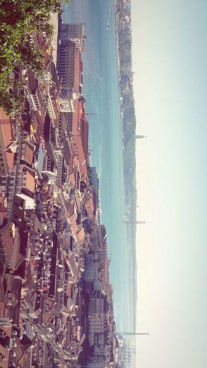 Miradouro Castelodesaojorge Lisbon Discovering New Places Castle Turista Portugal