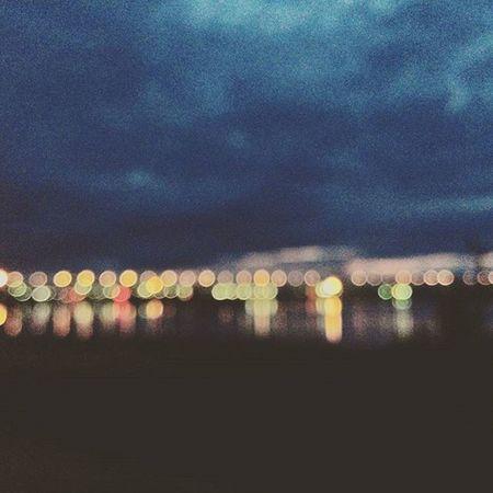 набережныечелны вечер вечерниеогни набережная небо огни огнибольшогогорода огниночногогорода Asuspadfones Фантазия картина искусств Fantasy Inchelny