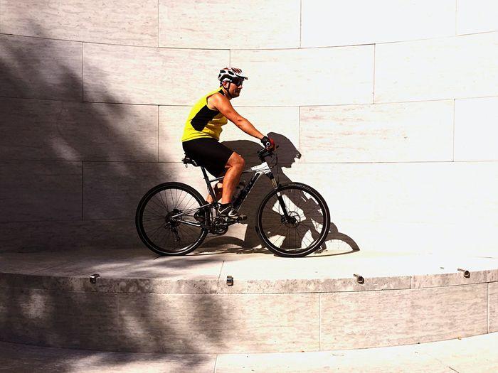 On display Cycling Cycling Around Display Being Canadian Washington DC Cool Dude Mountain Biking Urban Lifestyle