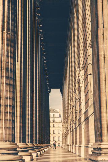 Architecture Building Building Exterior Built Structure City Columns Engineering The Magic Mission Historic Leading Low Angle View Modern Narrow Office Building Opera Garnier Opera House Paris Pattern Tall - High The Way Forward Tower Window Ópera De Paris Snap a Stranger Lost In The Landscape Connected By Travel #urbanana: The Urban Playground
