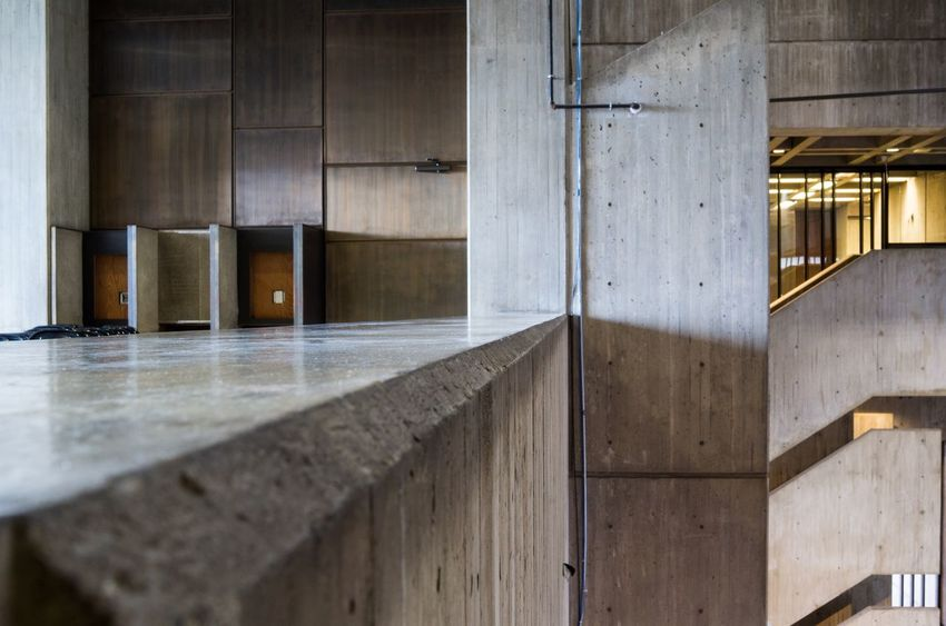 Architecture Boston Brutalism Built Structure City Hall Concrete