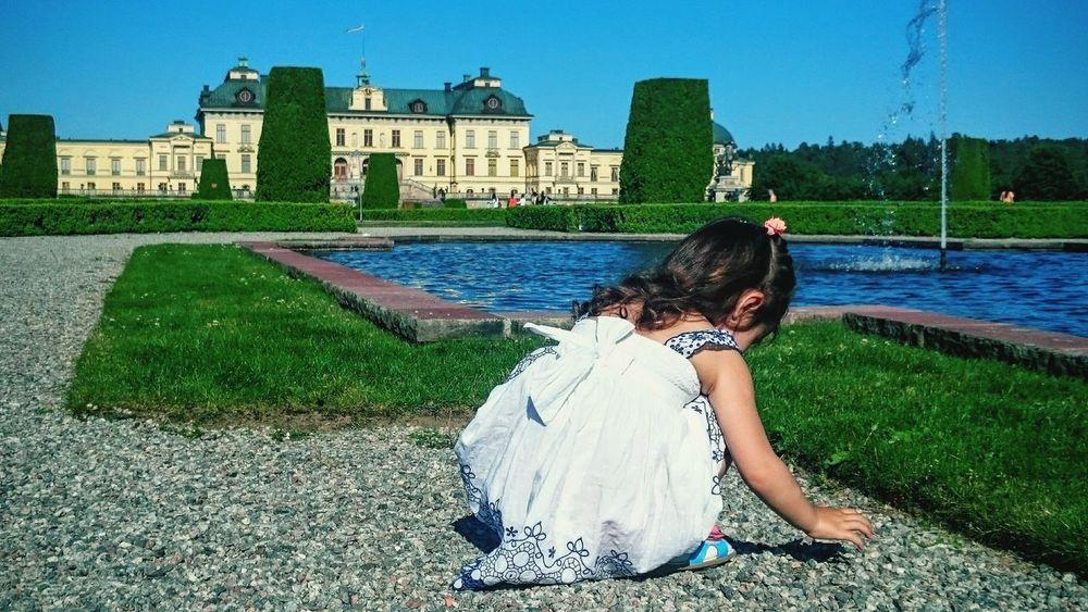 Sweden Drottningholm Slott