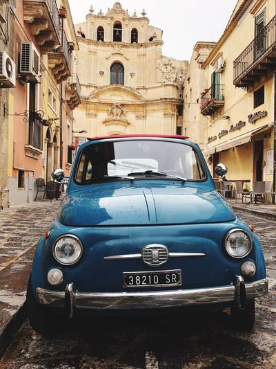 Fiat500 Mode Of