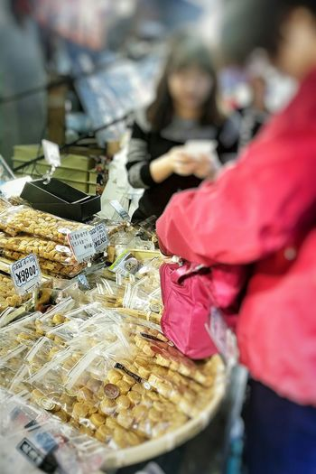 My friend spent over S$400 on Hokkaido dried Scallops. Each Stall had varying Prices which made it difficult. The outer the stall, the more expensive the pricing. Seafood Food Foodcollection Foodphotography Tsukiji Fish Market Tokyo Japan Travelphotography