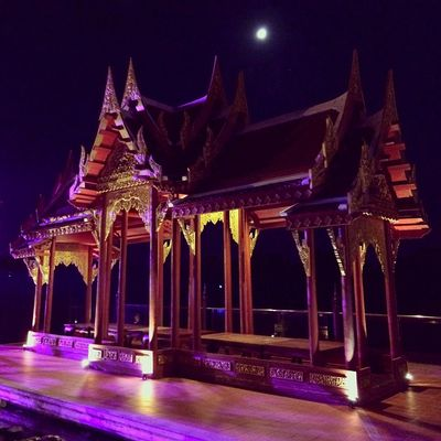 Сиам Нирамит Phuket Thailand Night Illuminated Built Structure Architecture No People Building Exterior The Traveler - 2018 EyeEm Awards