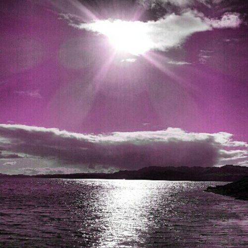 'Pretty in Pink' Ravenscraig Kirkcaldy Fife  Scotland skysnappers skyporn sky Filter cloudatlas Cloudreality Cloudporn Sunrays Sunlight Instagrampolis insta_magical instamob instahub Primeshots