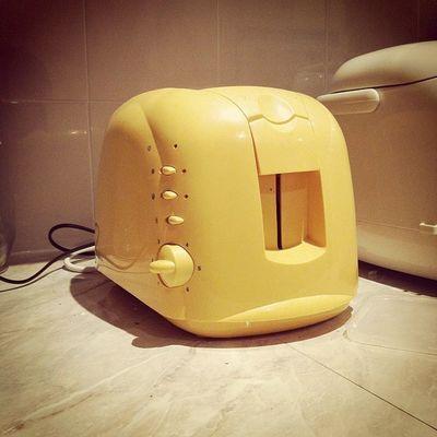 Jake toaster!