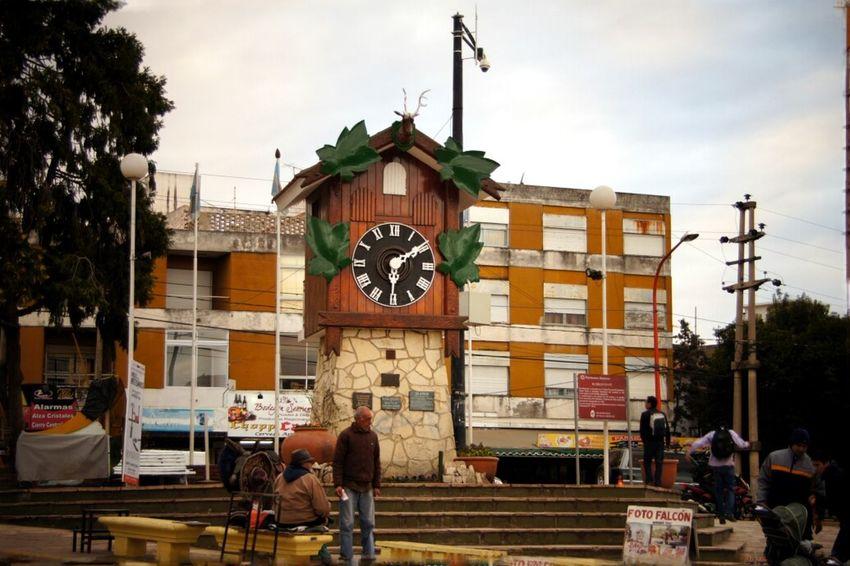 Cuckoo tourist site Historic city of Villa Carlos Paz