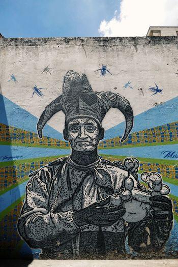 Toxicomano Bogotá Colombia Streetart Streetphotography Graffiti Art Wall Mural South America Outdoors CreativityTraveling Travel La Candelaria Street Photography