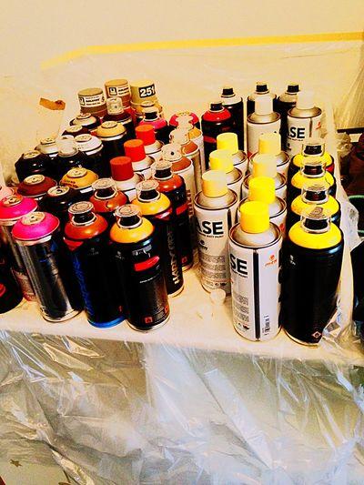 Bombing Graffiti Streetart Bombe De Peinture Colors Art Today :) My Hobby Plaisir Vacances