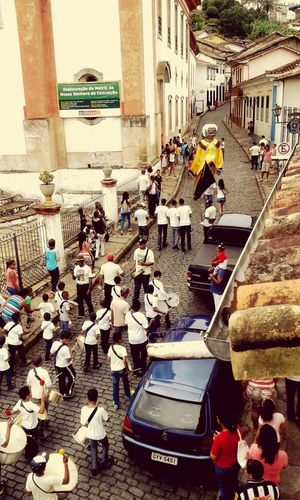 Carnival Come Soon In Ouro Preto!!! Yey ^_^ Happy People