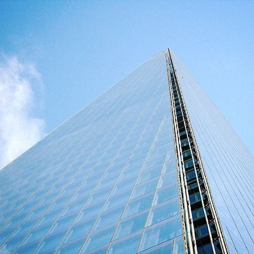 London City Theshardlondon Theshard Tower