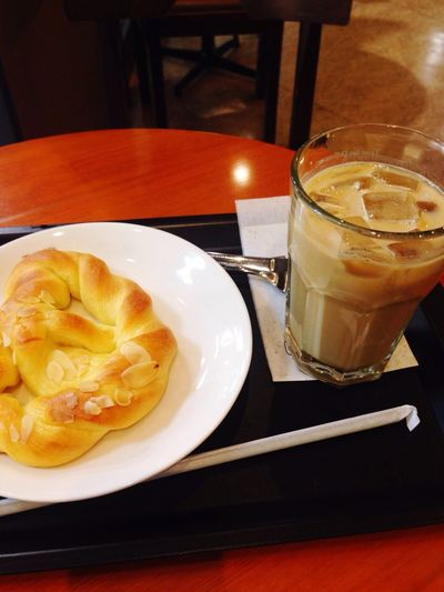 タリーズ! @cafe Cafe Time Hungry Enjoying Life