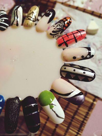 Nail Art Designs Design Fake Nails Art ArtWork Art, Drawing, Creativity Artist Nail Art Design Nail Design