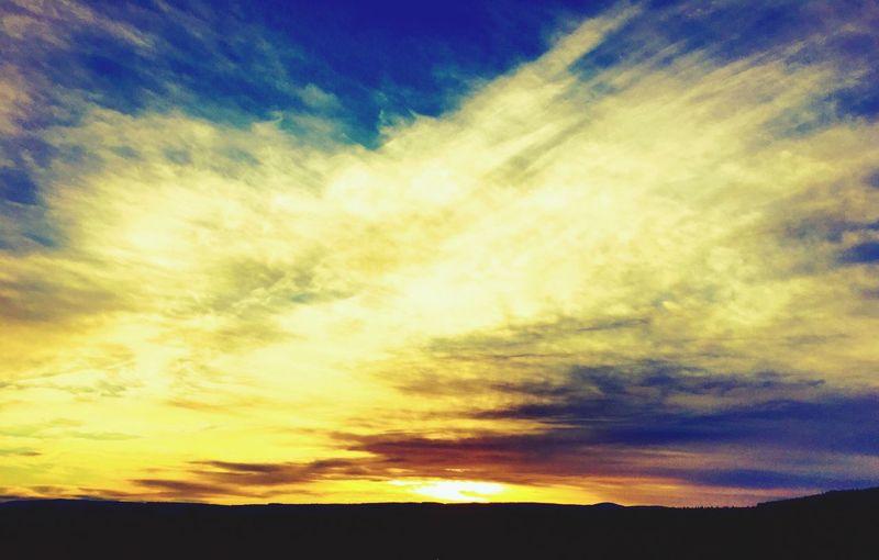 Cullen Scotland sunrise Dec 2015