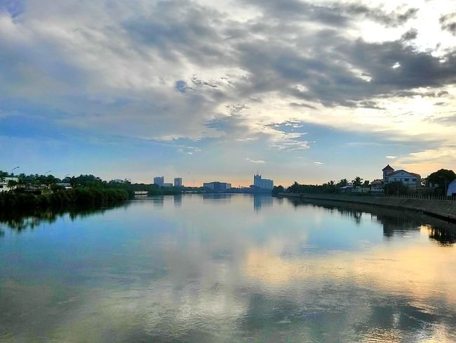 Mobilephoto Check This Out Taking Photos Enjoying Life View from Esplanade.. Iloilo City Philippines.! The City Of Love.