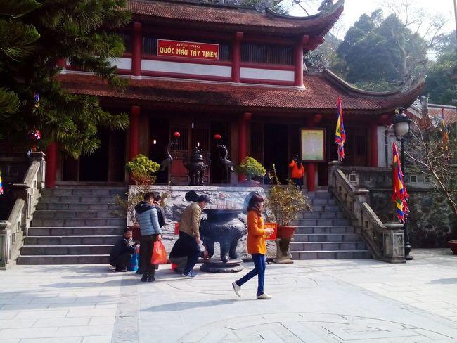 Pagoda First Eyeem Photo ở Tây Thiên Pagoda Vĩnh Phúc Vietnamese