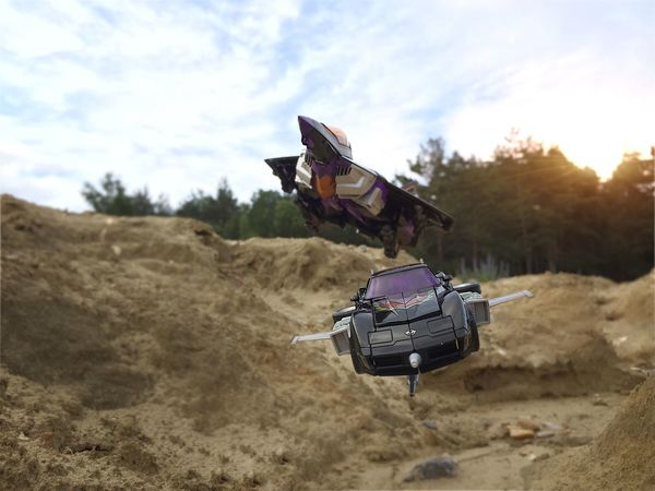 Skywarp Loud Pedal