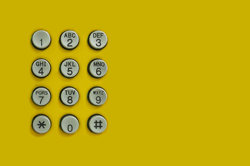 Numeric keypad of phone on the yellow background for the design Technology backdrop. Button Button Up Numeric Keyboard Numerical Old-fashioned Backdrop Background Background Texture Backgrounds Buttons Design Designing Numeric Numeric Keypad Numerical Code Numerical Data Old Old Buildings Phone Phone Photography Technology Technology Photography Yellow