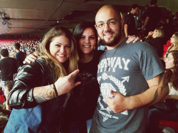 Hi! Twila The Voice Brasil Foo Fighters Fodasticos Love Maneiro Rock'n'Roll